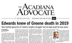 The Acadiana Advocate
