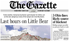 Colorado Springs Gazette
