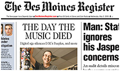 Des Moines Register