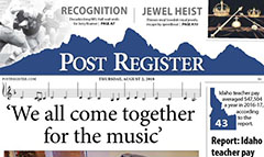 Idaho Falls Post Register