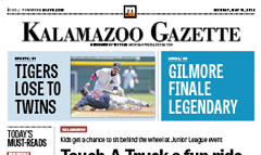 Kalamazoo Gazette